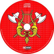 CD BANDA DE MÚSICA DE ARRIFANA