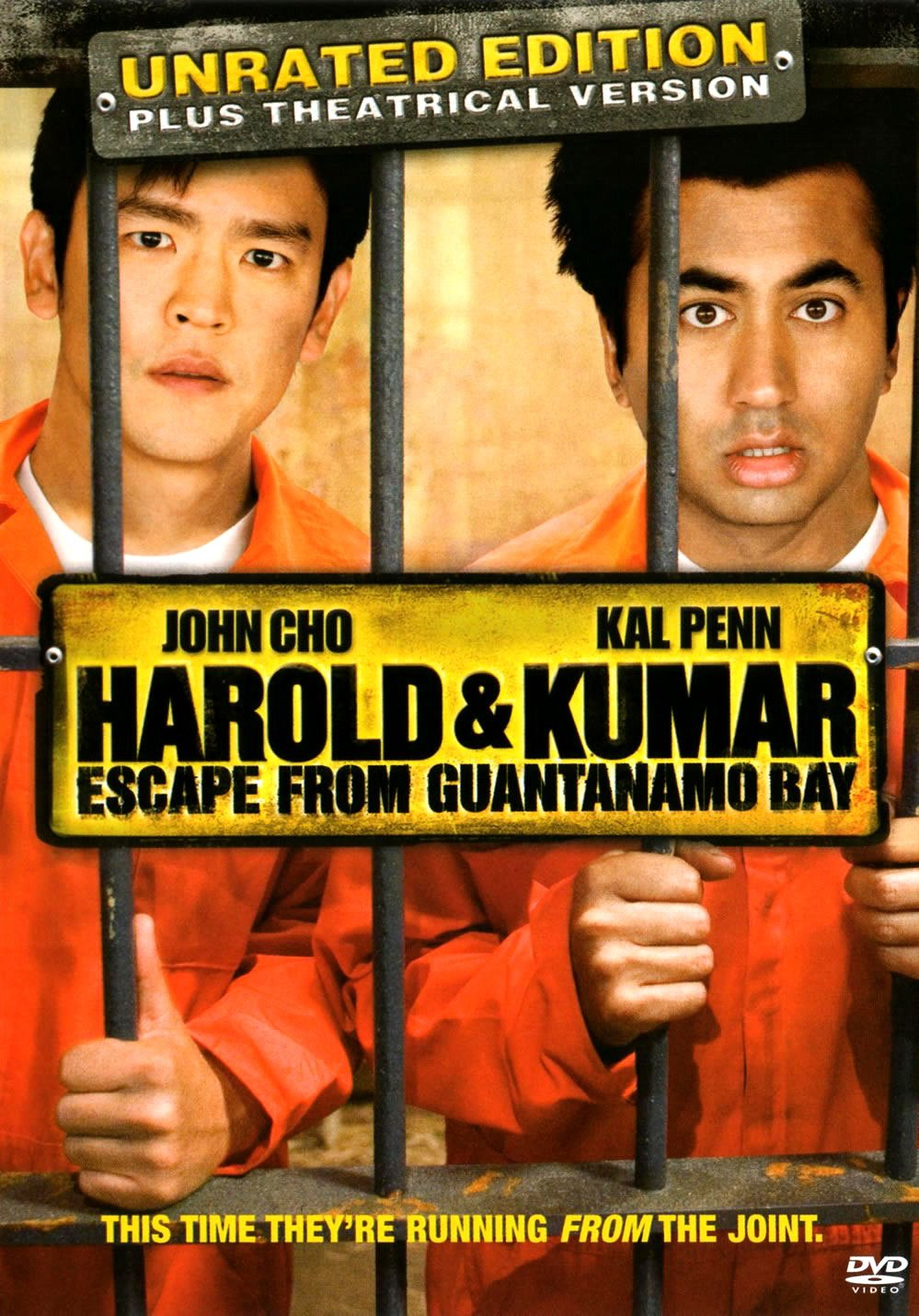 Harold y Kumar desnudos