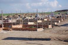 Parcela de viviendas de autoconstrucción