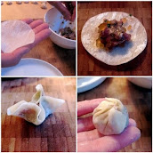 Making Soupy Dumplings