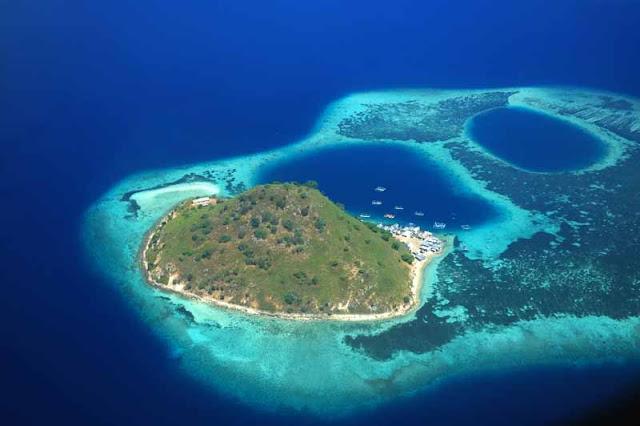 Pulau Bidadari Flores Sudah Dibeli Warga Inggris [ www.Bacaan.ME ]