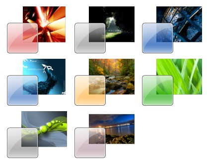 How to Get Windows 7 Theme Wallpapers Without Installing Theme