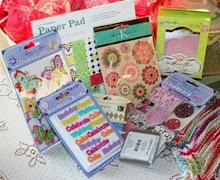 Crafty Nanny's Blog Candy!!