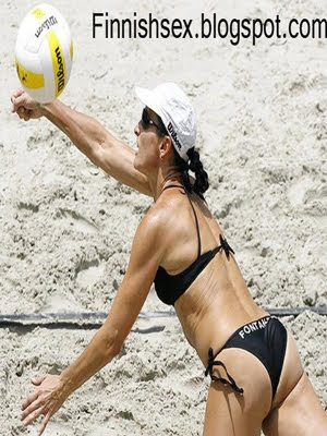 Sexy Beach Volleyball
