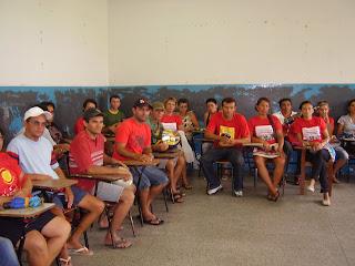 Professores do munícipio de Ribeirópolis em ALERTA !