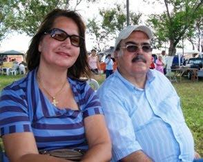 Deputado Estadual Antônio Passos e sua esposa a ex- prefeita de Ribeirópolis Regina Passos participaram da 24ª Festa do Vaqueiro de Frei Paulo