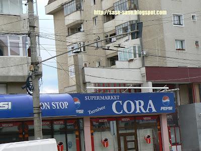 magazinul cora din sibiu