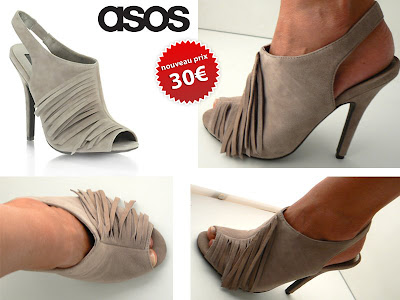 vide dressing chaussures asos