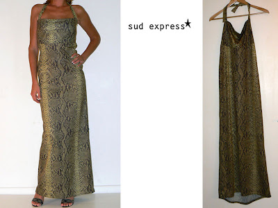 vide dressing robe longue