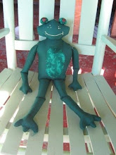 New frog doll