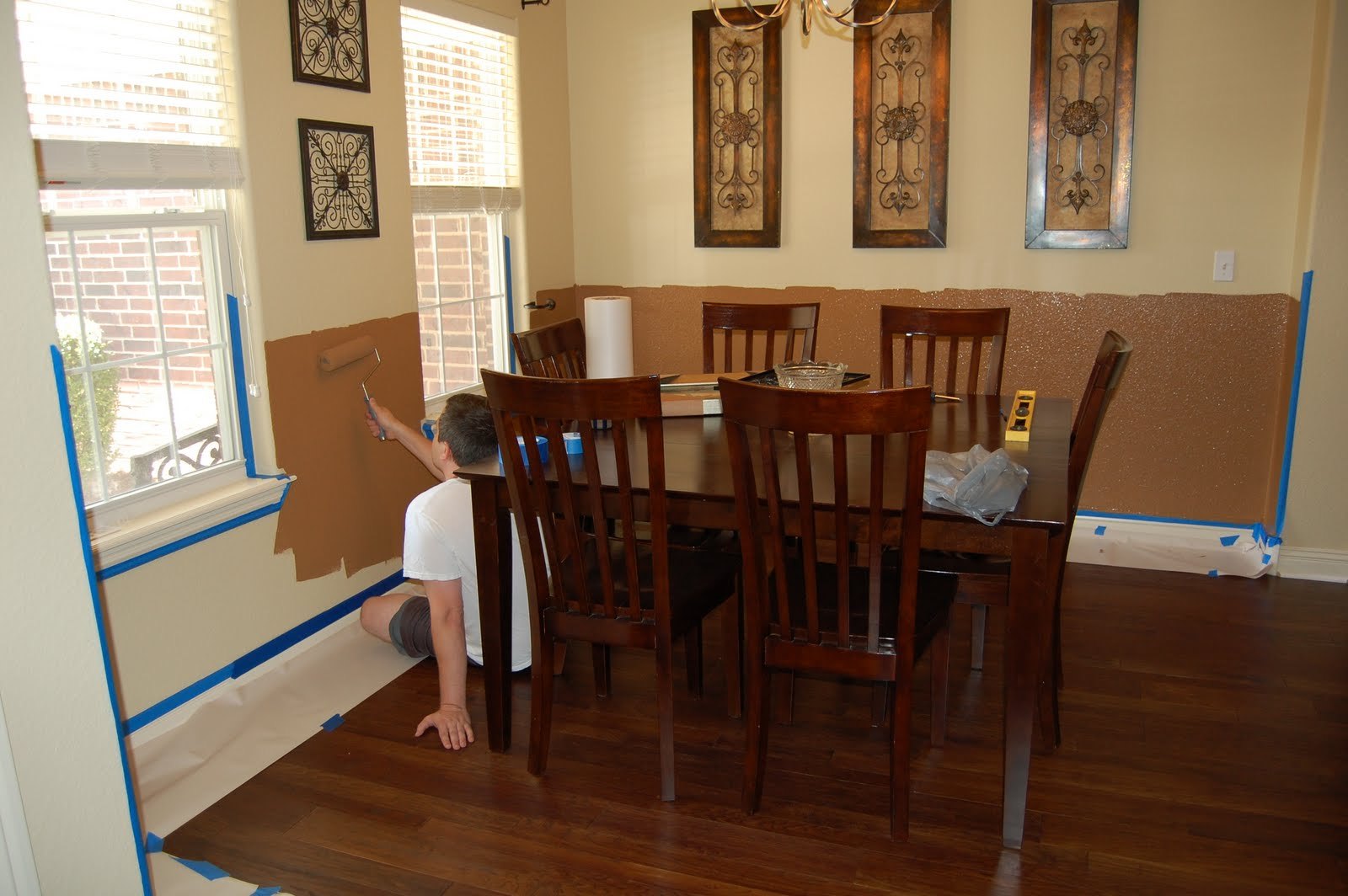 Key Moments: Dining Room Project