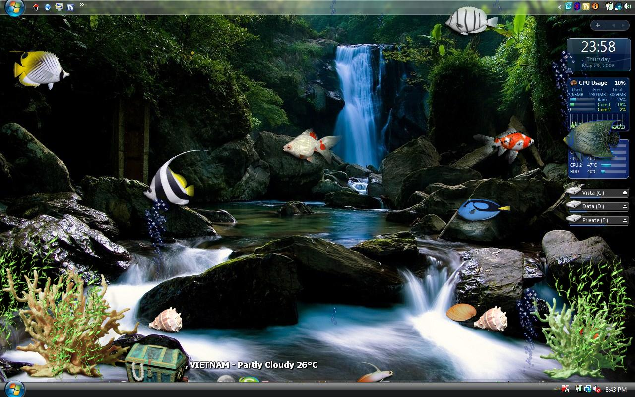 Dream Aquarium Screen Saver Win Full Software