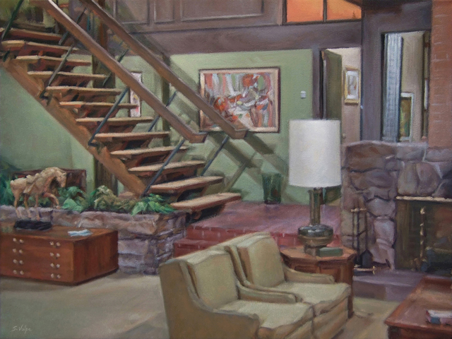 i am a camera regarding the silver age quotbrady bunchquot that With brady bunch house interior pictures