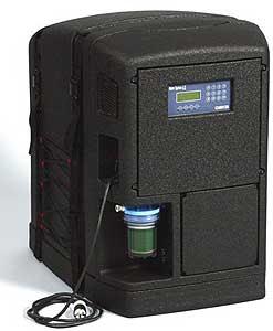 slingshot water machine