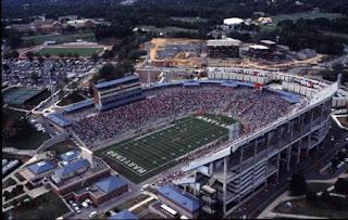 Stadium Fun: Capital One Field at Byrd Stadium
