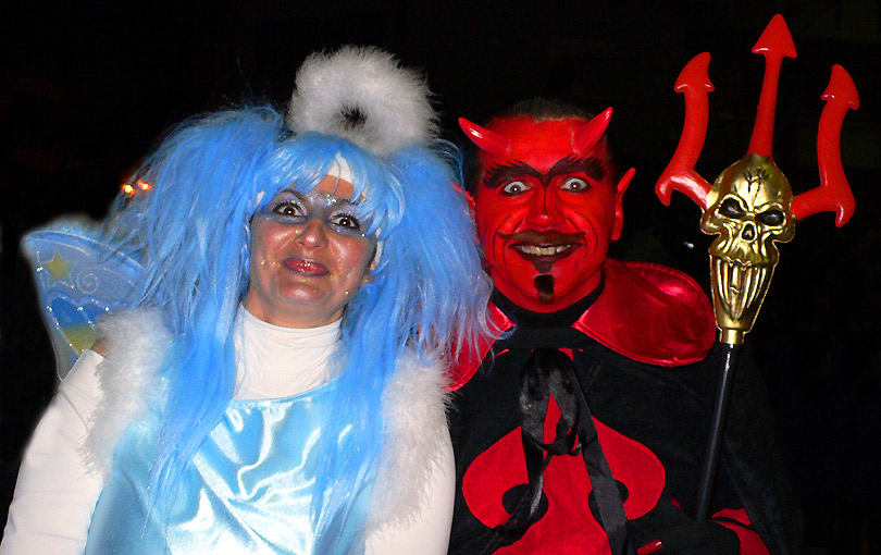 carnaval diable diablo angel devil canovelles