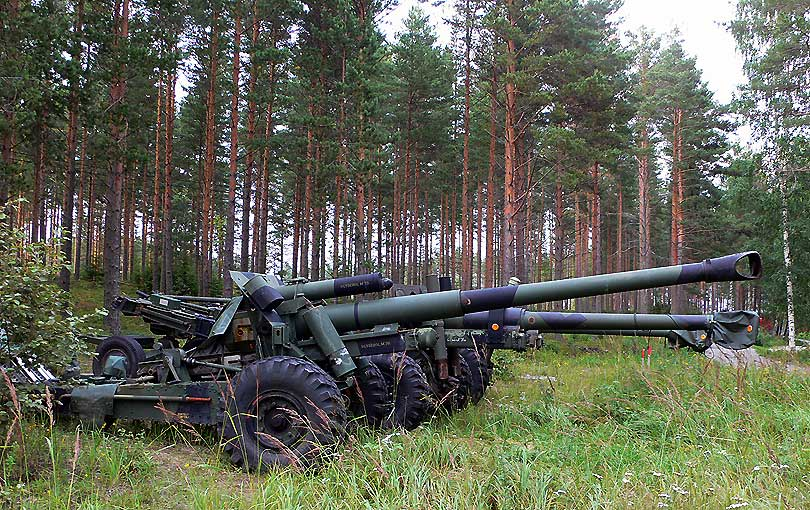 armes armas guns defenses defensas rusia peninsula kerimaki finlandia finland suomi