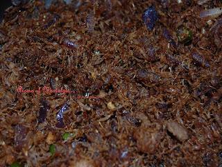 Beef Kheema fry