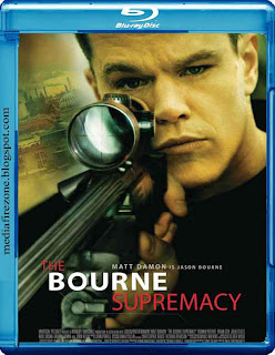 The Bourne Supremacy (2004) - Mediafire,Rapidshare (300-500 MB