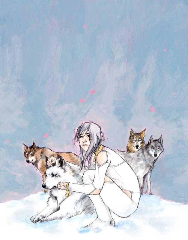 Imagens inspiradoras aleatórias Wolfs_rain2