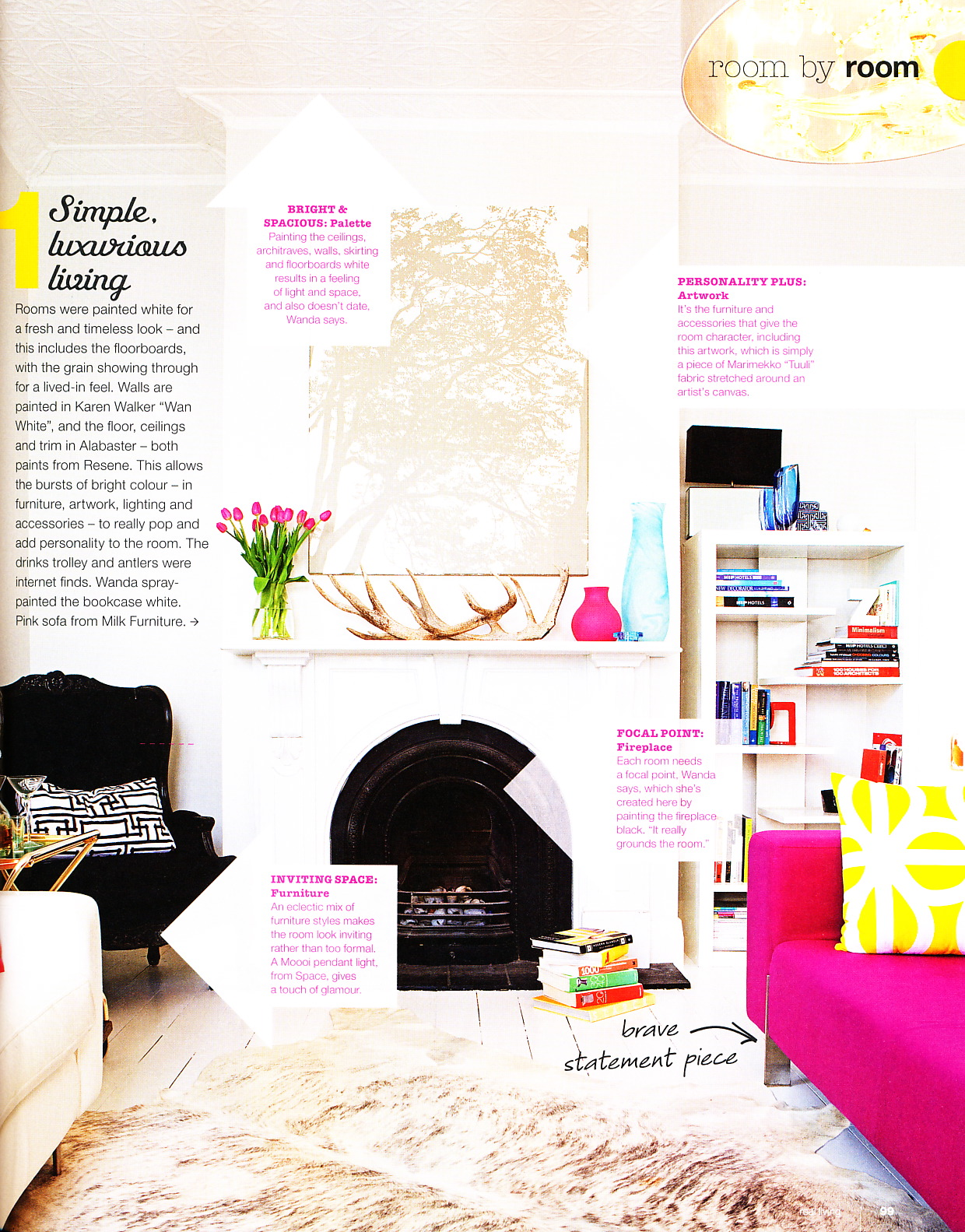 Ampersand Design Real Living Sep 2010 Issue 57
