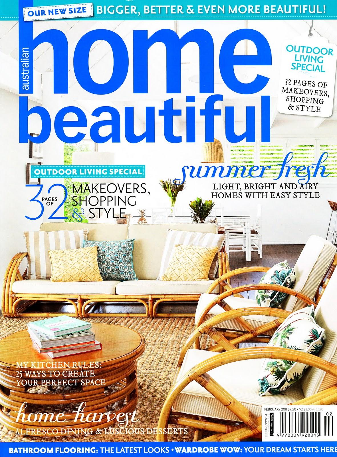 Home Beautiful Magazine ampersand design: magazine sneaky peek - home beautiful feb 2011