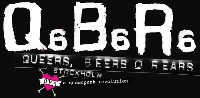 Queers, Beers, Rears Stockholm