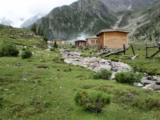 Beyal camp Pakistan