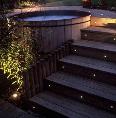 Iluminaci n de jardines y exteriores jardines con alma - Iluminacion para jardines ...