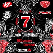 RED SEVENS SCHEDULE