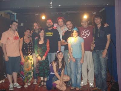 ÁCIDO TOUR 2009
