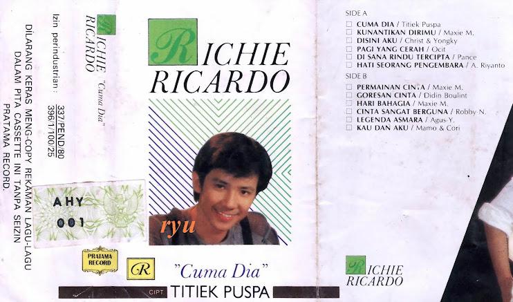 Richie ricardo ( album cuma dia )
