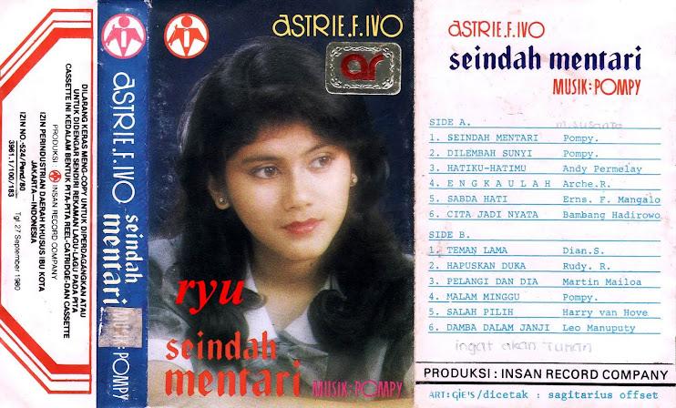 Astrie ivo ( album seindah mentari )