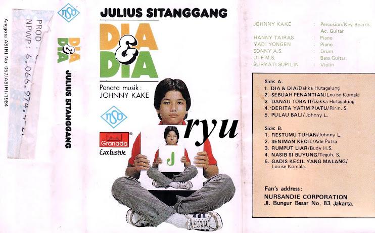 Julius sitanggang ( album dia dan dia )