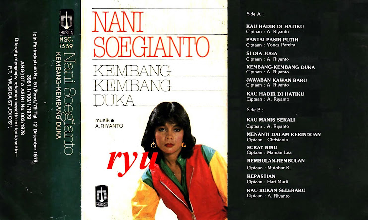 Nani soegianto ( album kembang kembang duka )