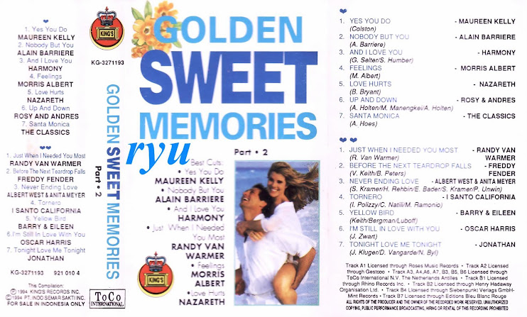 Golden sweet memories