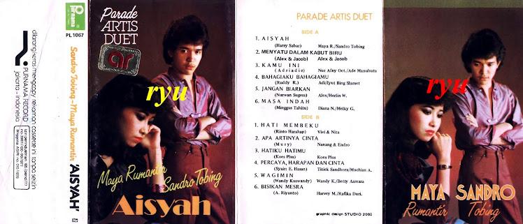 Maya rumantir dan sandro tobing ( album aisyah ) parade artis duet