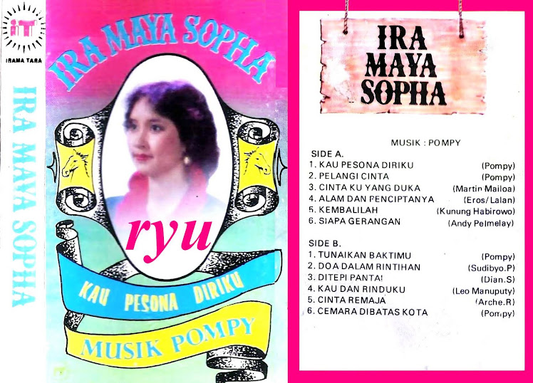 Ira maya sopha ( album kau pesona diriku )