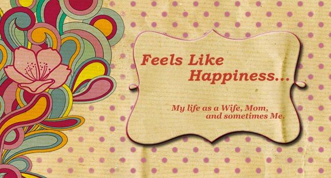 Feels Like Happiness.....