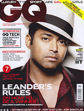 GQ March Leander Paes