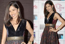 Freida Pinto at the Wave Event 2010