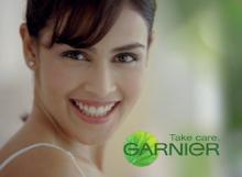 Genelia D'souza for Garnier