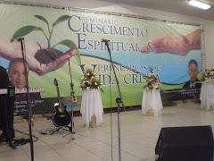 Seminário de Crescimento Espiritual