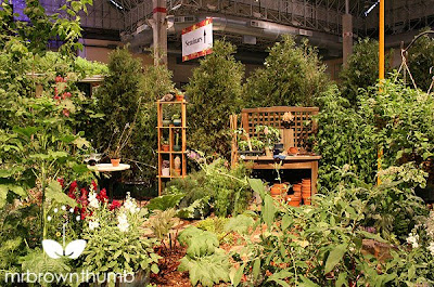 potting garden Chicago Flower &amp; Garden Show