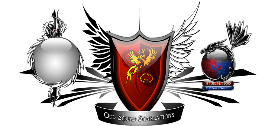 Odd Squad Scanlations