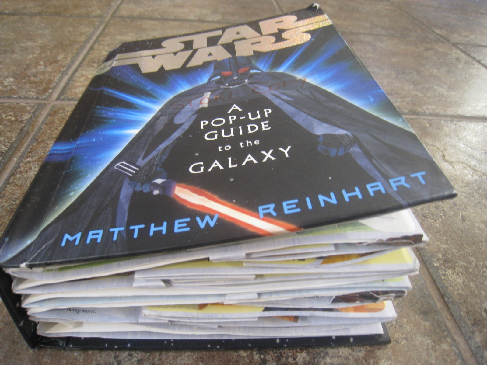 Topic Star Wars January+bookstore+and+snow+004
