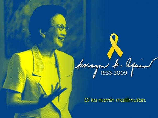 cory aquino icon of democracy The late president corazon aquino was undoubtedly an icon of democracy and one of the philippines' modern heroes, read a 2009 cable from the us embassy in manila that was released by wikileaks, the online whistle-blower.