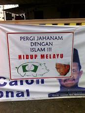 MELAYU VS ISLAM