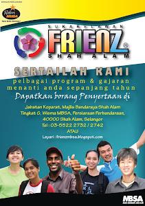 Ingin menjadi ahli FRIENZ?