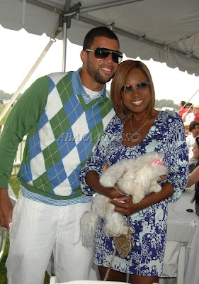 Star Jones, Al Reynolds, Hamptons